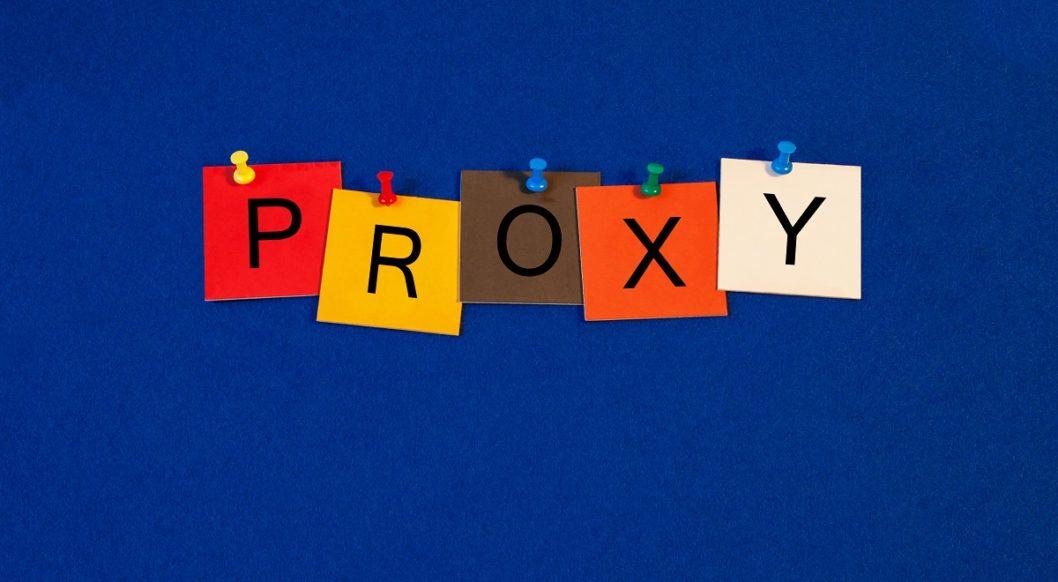 proxy blue