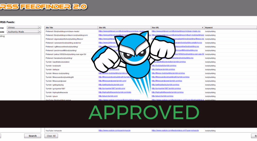 rss feed finder 2 review